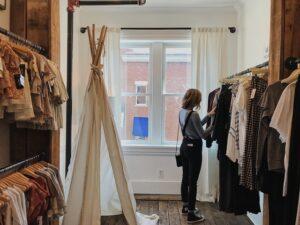 Seguro para tienda de ropa